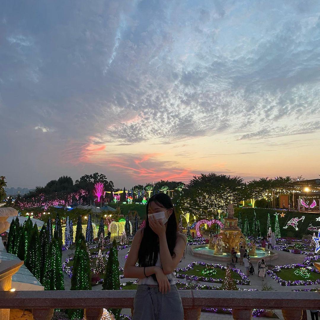 @hi_hyein06 가든과 극장이 합쳐진 파주 퍼스트가든