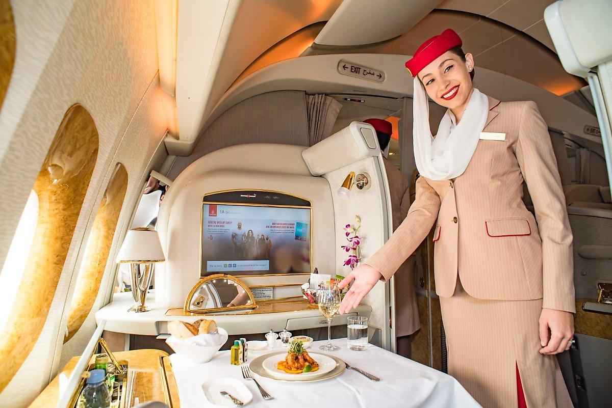 출처 : emirates airways