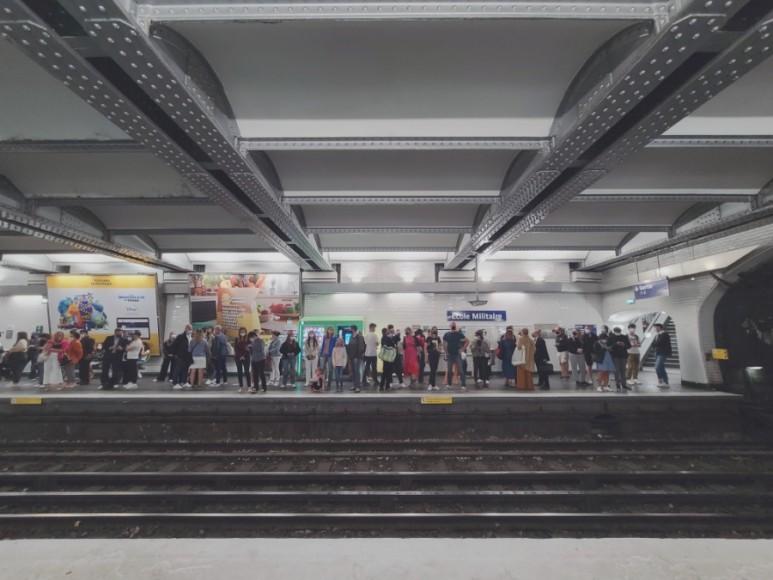 파리 지하철